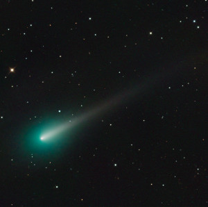 C/2012 ISON taken from Mt Lemmon on Oct. 8, by Adam Block. Used with permission.